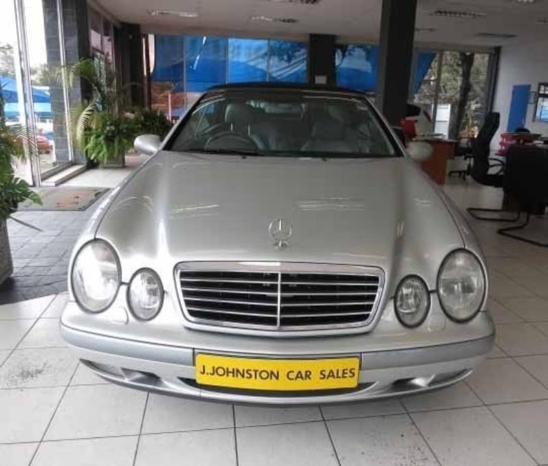 Used Mercedes-Benz CLK-Class Clk 320 Elegance Convertible