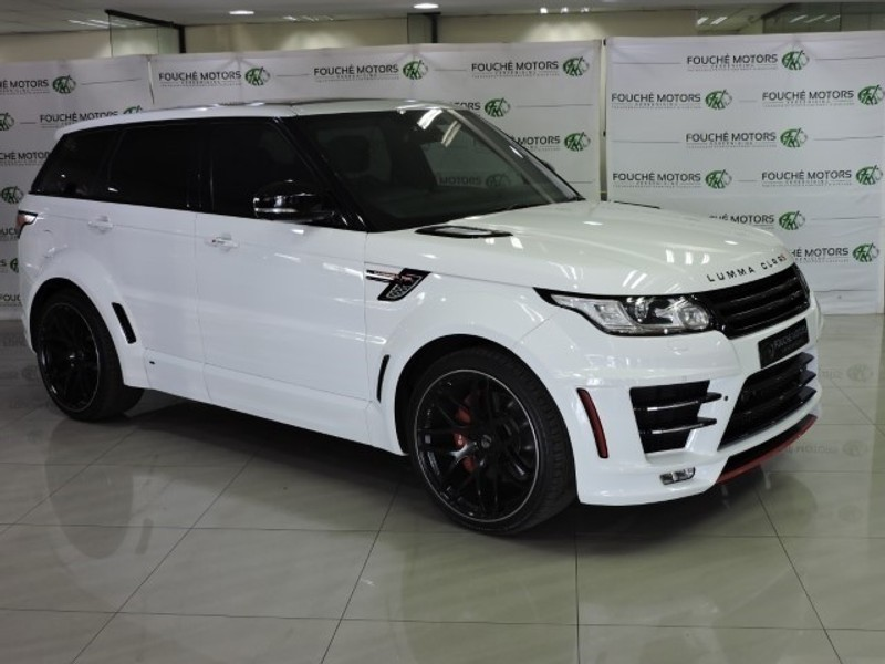 Used Land Rover Range Rover Sport 5 0 Lumma Clr Rs For Sale In