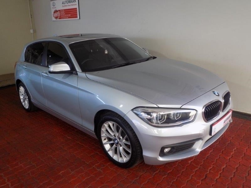 Used Bmw 1 Series 120i 5dr Auto F20 For Sale In Gauteng Cars Co