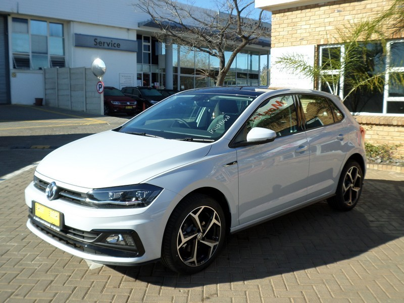 used volkswagen polo 1 0 tsi highline 85kw for sale in. Black Bedroom Furniture Sets. Home Design Ideas