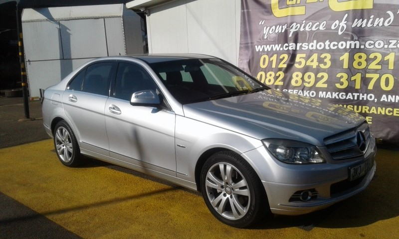 used mercedes-benz c-class c220 cdi avantgarde a/t for sale in