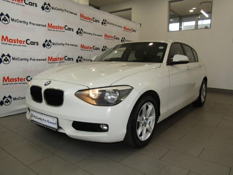 Used Bmw 1 Series 116i 5dr F20 For Sale In Gauteng Cars Co Za