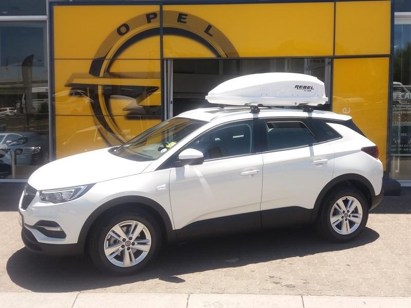 Used Opel Grandland X 16t Enjoy Auto For Sale In Gauteng Cars