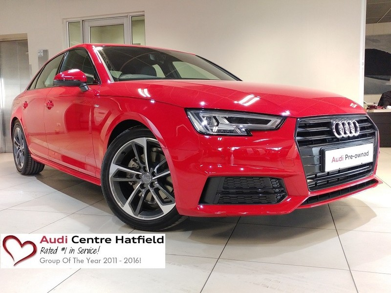 afbde0156dab4 Used Audi A4 2.0T FSI SPORT S Tronic for sale in Gauteng - Cars.co ...