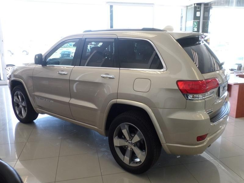 Used Jeep Grand Cherokee 3.0L V6 CRD O/LAND for sale in ...