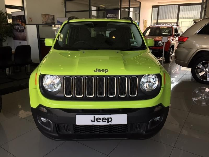 Used Jeep Renegade 1.6 E-TORQ Longitude for sale in ...