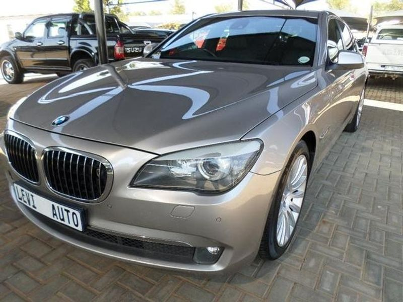 Used Bmw 7 Series 730d F01 For Sale In Gauteng Cars Id