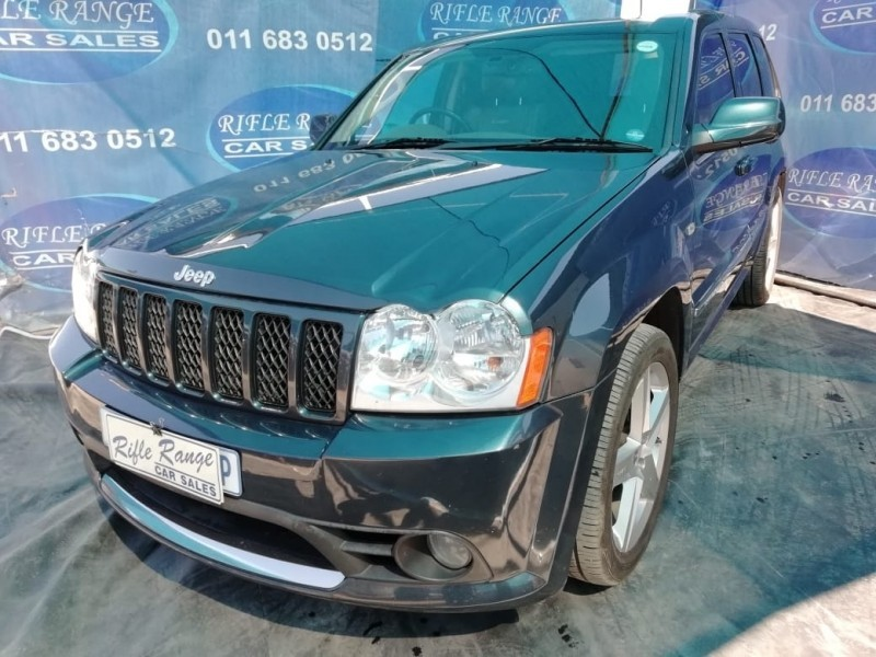 2006 Jeep Grand Cherokee Srt8 For Sale In Gauteng