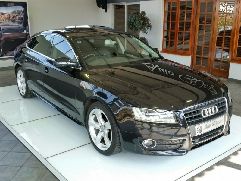Used Audi A5 Sportback 20 Tfsi Multi For Sale In Gauteng Cars