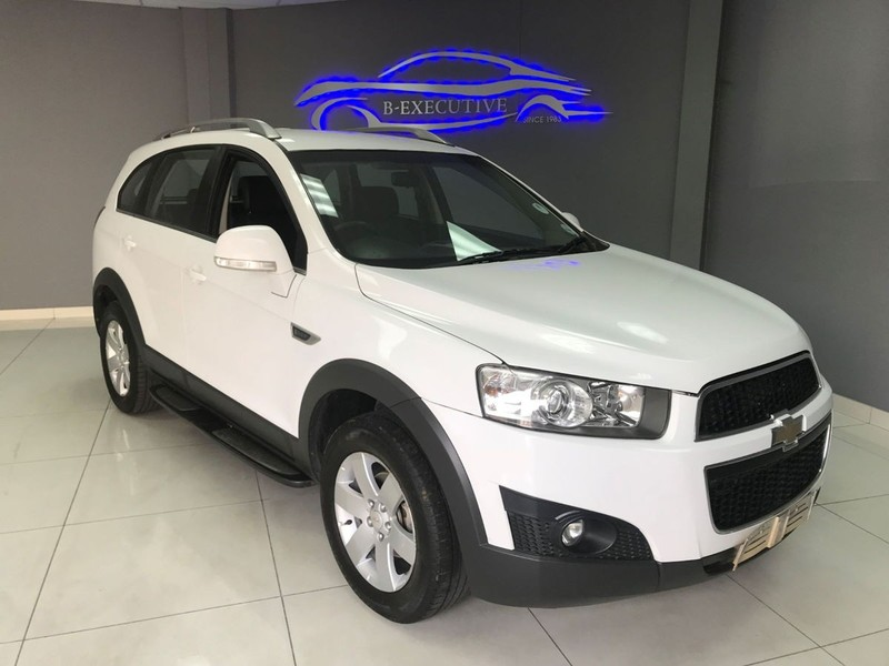 Used Chevrolet Captiva 2.4 Lt A/t for sale in Gauteng - Cars.co.za ...