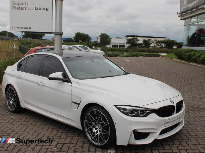 2018 BMW M3 M-DCT Competition Kwazulu Natal Pietermaritzburg_0