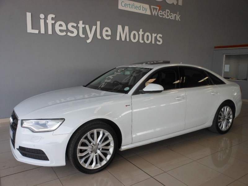 Used Audi A6 3 0 Tdi Multitronic S Line Auto For Sale In Gauteng