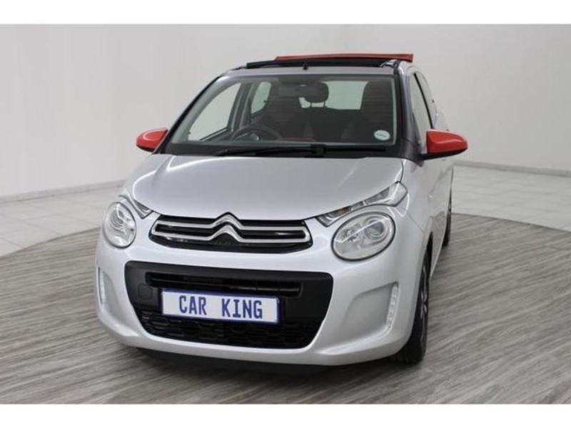 Used Citroen C1 12 Airscape 5 Door For Sale In Gauteng Cars