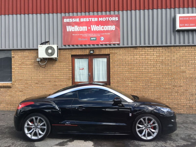 used peugeot rcz 1.6 a/t for sale in western cape - cars.co.za (id