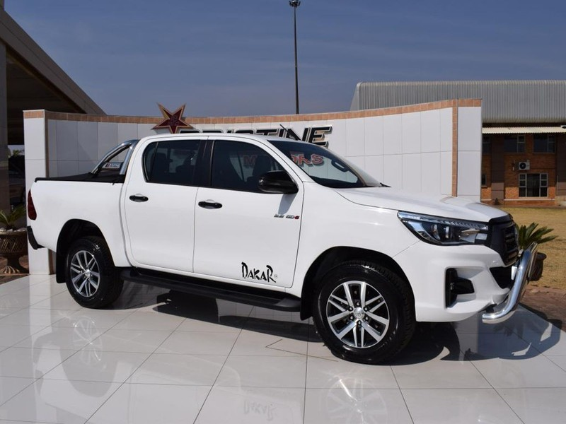 Used Toyota For Sale >> Used Toyota Hilux 2 8 Gd 6 Raider Dakar 4x4 Double Cab
