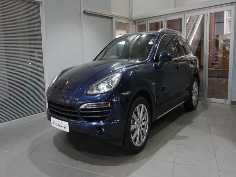 Used Porsche Cayenne S Diesel Tiptronic For Sale In Kwazulu Natal