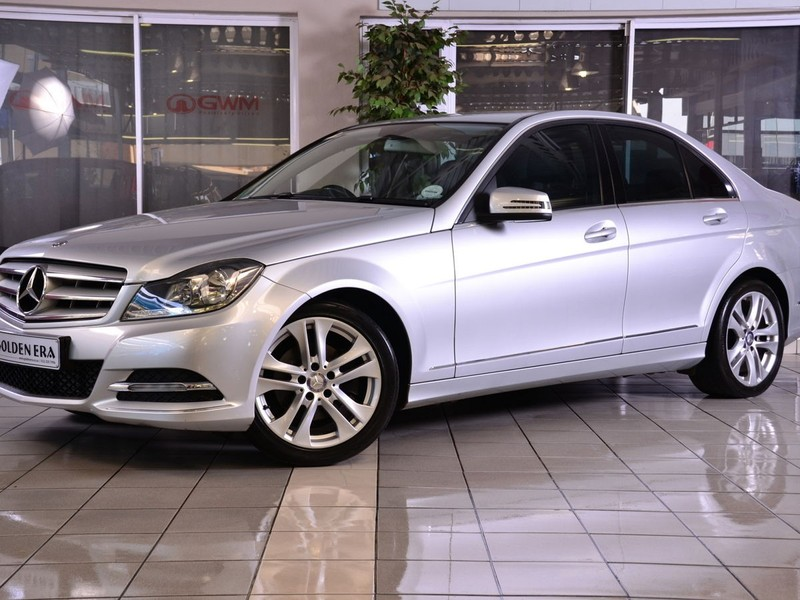 Used Mercedes Benz C Class C200 Be Avantgarde A T For Sale In