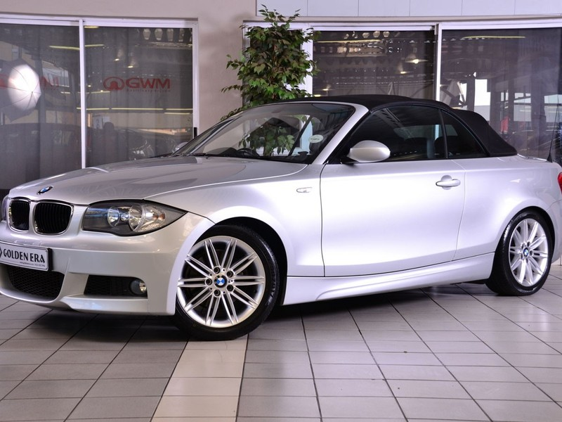 used bmw 1 series 120i convertible m sport a t for sale in. Black Bedroom Furniture Sets. Home Design Ideas