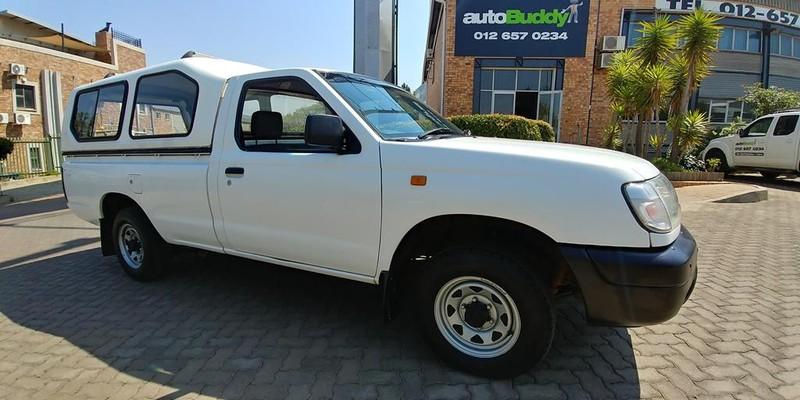 Used Nissan Hardbody 2000i Lwb J02 05 P U S C For Sale