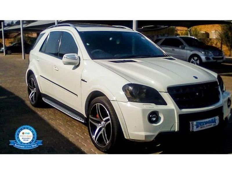 Used Mercedes Benz M Class Ml 63 Amg For Sale In Gauteng Cars Co