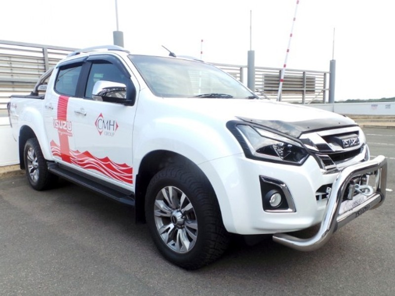 Used Isuzu Kb Series 300 D Teq Lx A T 4x4 Double Cab Bakkie For Sale
