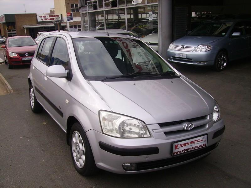Used Hyundai Getz 15 Crdiexcellant Buy For Sale In Kwazulu