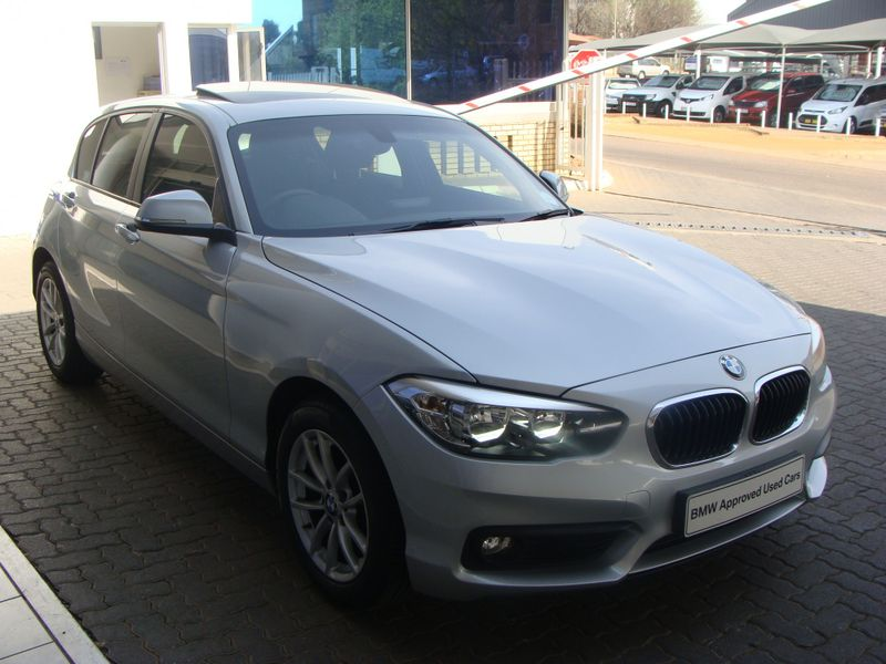 Used Bmw 1 Series 120i Sport A T E87 For Sale In Gauteng Cars Co