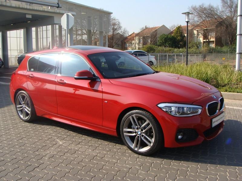 Used Bmw 1 Series 120i M Sport 5 Door Auto For Sale In Gauteng