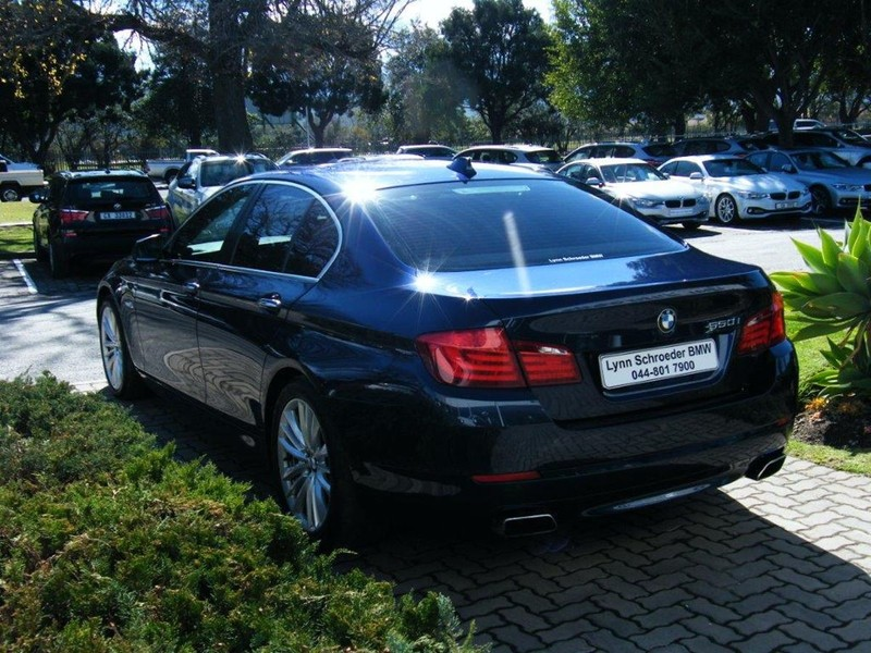 used bmw 5 series 550i innovation a t f10 for sale in western cape id 3789148. Black Bedroom Furniture Sets. Home Design Ideas
