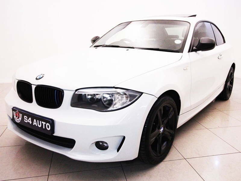 Used Bmw 1 Series 120d Coupe For Sale In Gauteng Cars Co Za Id