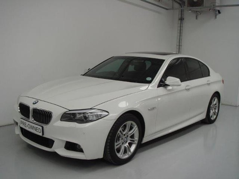 2013 BMW 5 Series 520i Auto M Sport For Sale In Gauteng