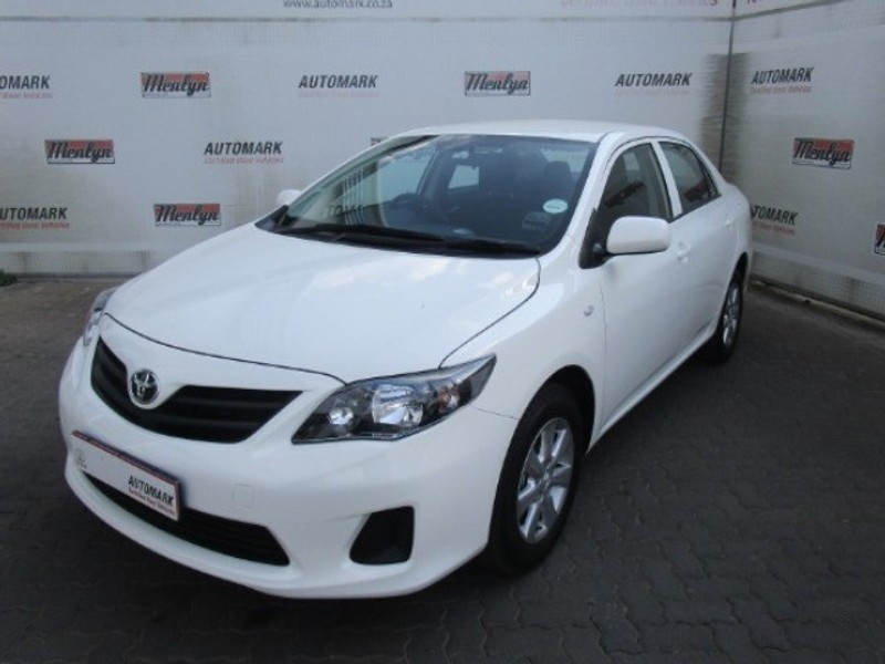 Used Toyota Corolla Quest 1 6 Plus For Sale In Gauteng Cars Co Za