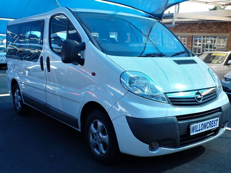 Świeże Used Opel Vivaro 1.9 Cdti Bus for sale in Gauteng - Cars.co.za (ID YE04