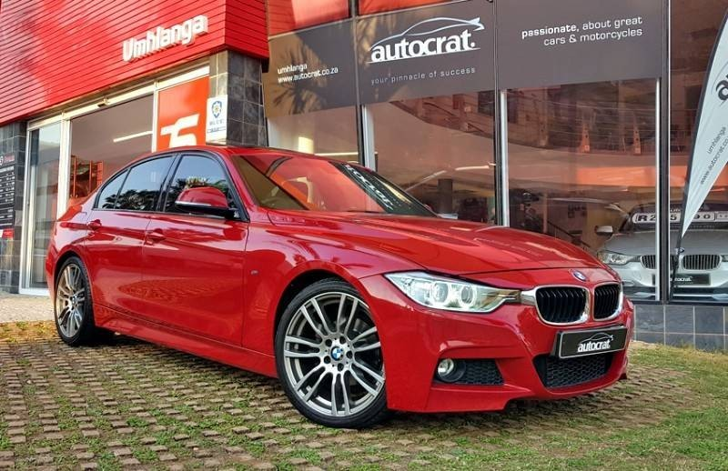 Used Bmw 3 Series 320i M Sport Line A T F30 For Sale In Kwazulu