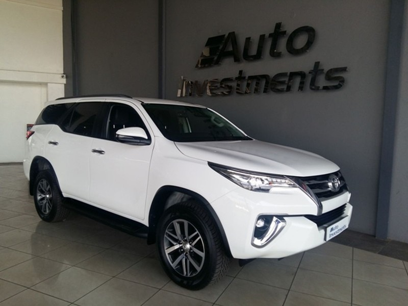Used Toyota Fortuner 2 8gd 6 R B Auto For Sale In Gauteng Cars Co Za Id 3806848