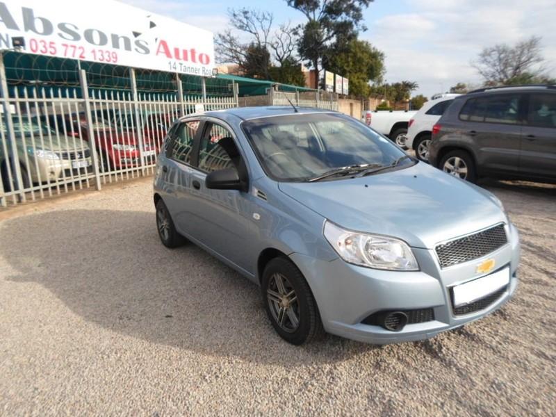 Used Chevrolet Aveo 16 L For Sale In Kwazulu Natal Cars Id