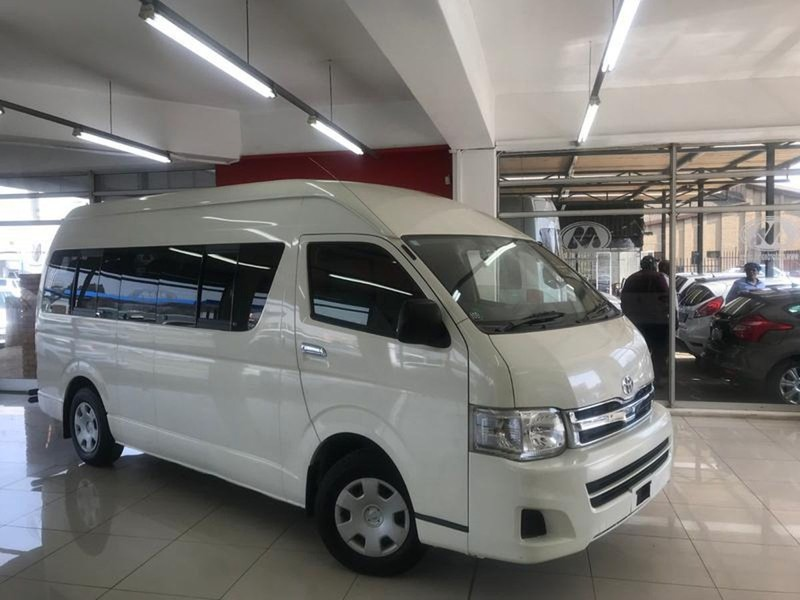 1037b52a33 Used Toyota Quantum 2.5 D-4d 14 Seat for sale in Gauteng - Cars.co ...