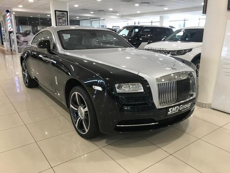 used rolls-royce wraith 6.5 v12 coupe for sale in kwazulu natal