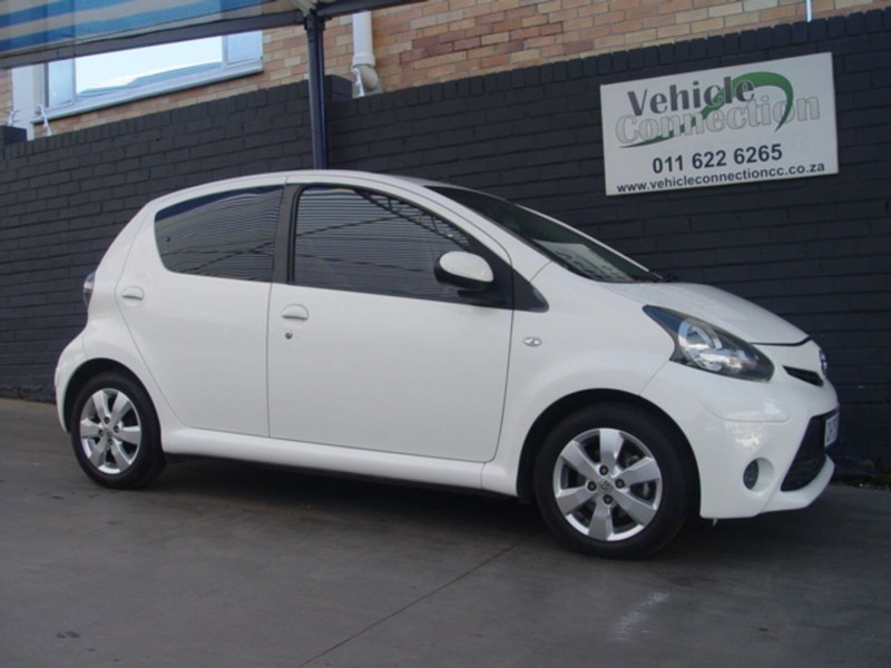 Used Toyota Aygo 10 Wild 5dr For Sale In Gauteng Cars Id