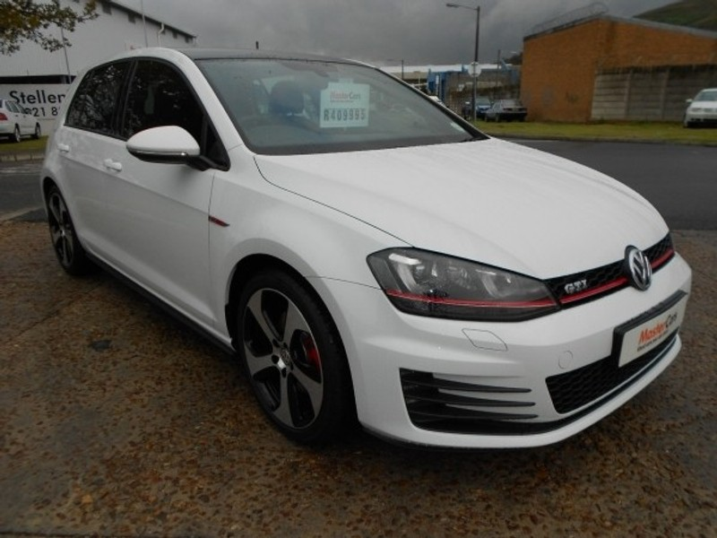 used volkswagen golf vii gti 2 0 tsi for sale in western. Black Bedroom Furniture Sets. Home Design Ideas