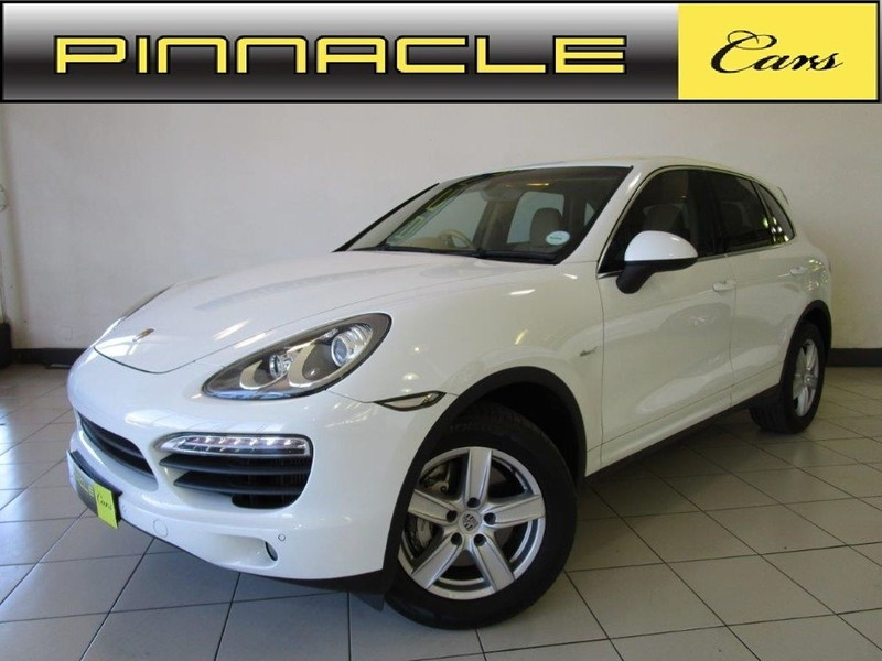 Used Porsche Cayenne S Diesel Tiptronic For Sale In Gauteng Cars