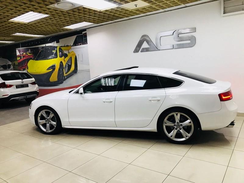used audi a5 sportback 2.0 tdi s-line auto sunroof xenons for sale