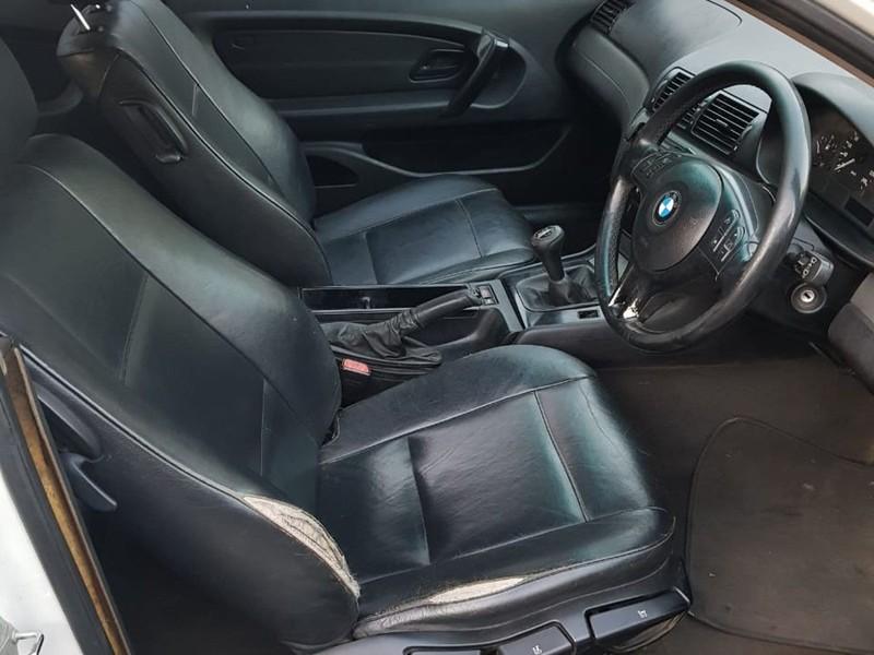 2003 BMW 3 Series 318TI WHITE Gauteng Benoni 1