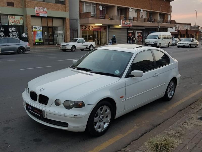 2003 BMW 3 Series 318TI WHITE Gauteng Benoni 4