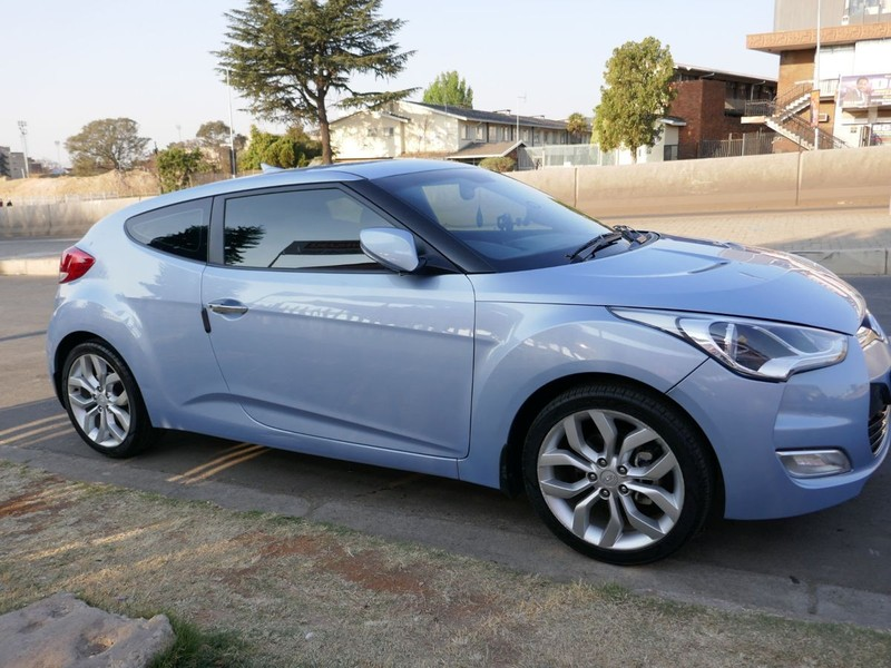 Used Hyundai Veloster 1 6 Gdi Executive For Sale In