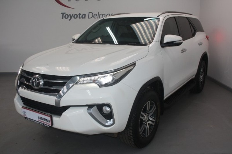 Used Toyota Fortuner 2 8gd 6 4x4 Auto For Sale In Mpumalanga Cars Co Za Id 3844004
