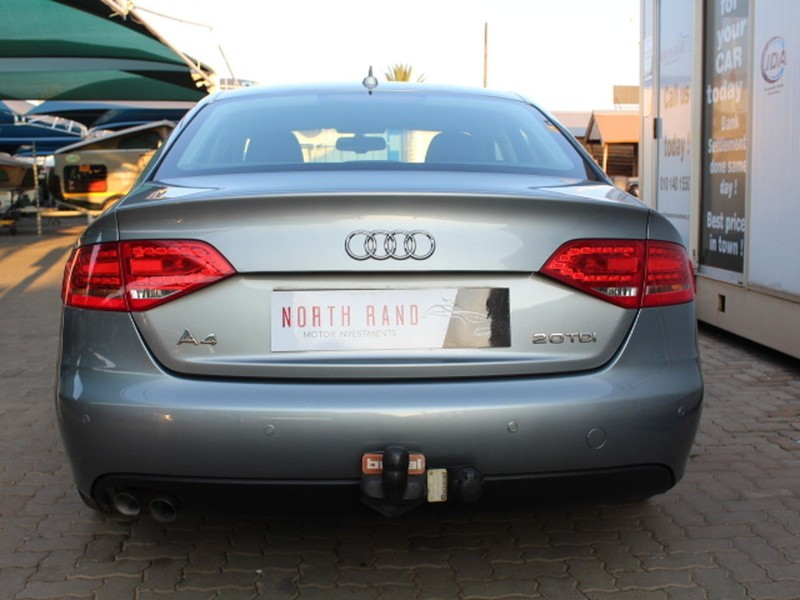 Used Audi A4 2 0 Tdi Ambition 125kw R3 350p M For Sale In Gauteng Cars Co Za Id 3846118