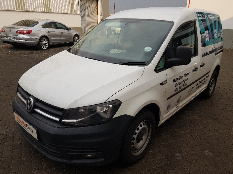 Used Volkswagen Caddy Maxi 2 0tdi 81kw F C P V For Sale In Gauteng