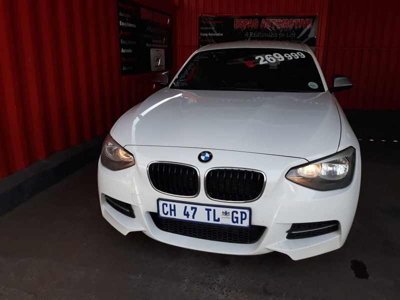 Used BMW M1 M135i 5dr (f20) for sale in Gauteng - Cars.co.za (ID ...