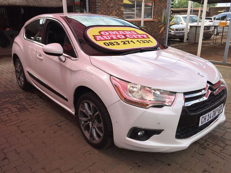 used citroen ds4 1 6 thp 200 sport 5dr for sale in gauteng id 3851084. Black Bedroom Furniture Sets. Home Design Ideas